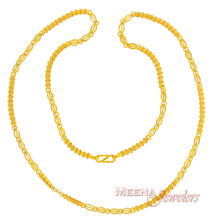 balls in gold ladies chains indian chain fancy
