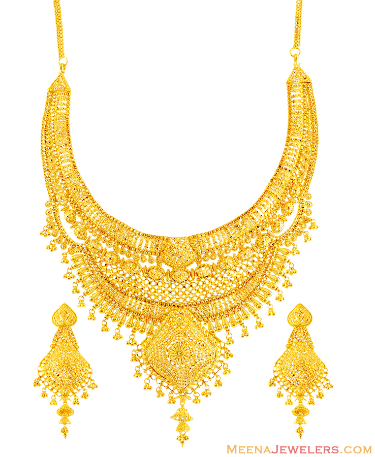 Golden Necklace With Price – images free download