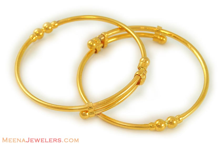 3 tone solid real 14k yellow and rose gold girls, younger kids and babies bangle braclet. low price for a real solid 14k gold bangle bracelet. SIZE: adjustable size for babies and younger kids girls. Indian Children Kids Baby Girl Crystal Bangle Bracelet Purple Pink Gold White.
