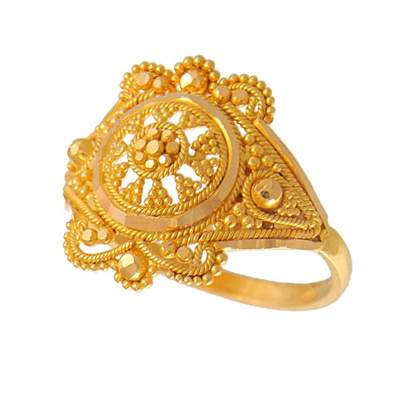 Karat Gold Ring Price In Dubai