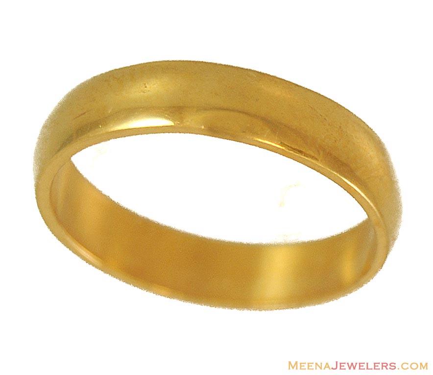 22k gold wedding band riwb9788 22k gold wedding band