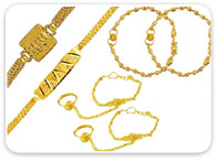 Baby Jewelry 22Kt gold jewelry from infants till 16 years Baby