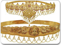 Miscellaneous Gold Jewelry 22K Gold Jewelry from India and