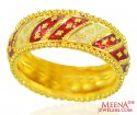 22k Gold Traditional Style Band - Click here to buy online - 686 only..