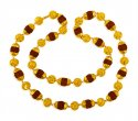 22k Gold Rudraksh Mala - Click here to buy online - 4,126 only..