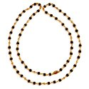 22Kt Gold Holy Tulsi Mala - Click here to buy online - 900 only..