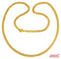 22 Kt Gold Mens Chain  - Click here to buy online - 1,362 only..