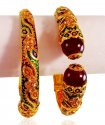 22Kt Gold Kada (2 pcs) - Click here to buy online - 3,850 only..