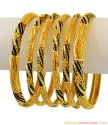 Indian Meenakari Bangles Set