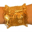 Click here to View - 22K Gold Cuff Kada (1 Pc only)