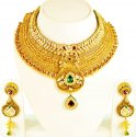 22K Choker Bridal Antique Set