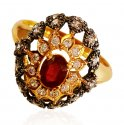 22k Gold Ruby Ring  - Click here to buy online - 349 only..