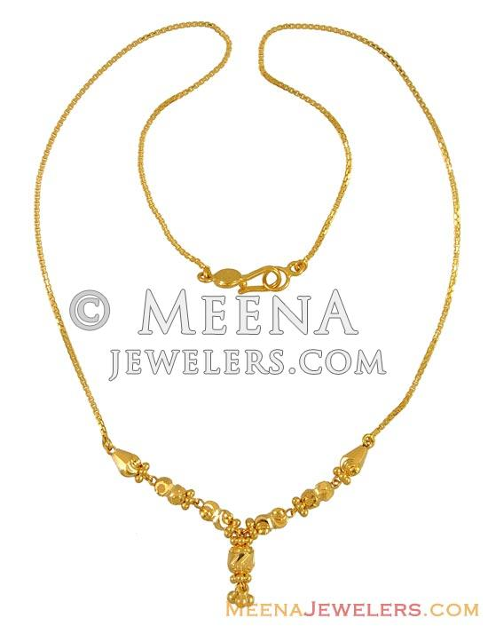 online a svtm lakshmi necklaces chains indian set necklace jewellery ruby haram gold