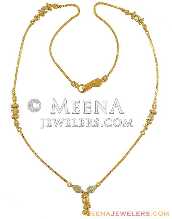 22k Indian Necklace