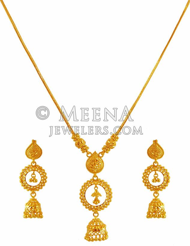 today weight fashion with light necklace gold latest designs