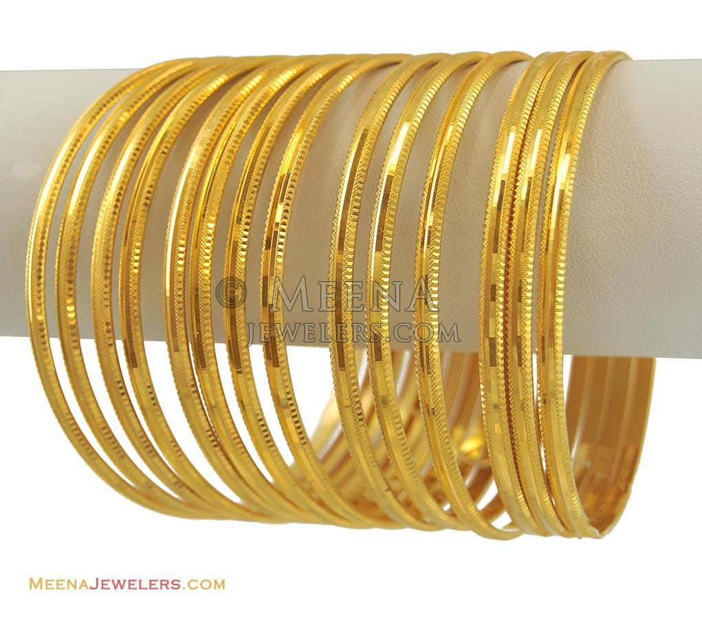 the designed gold bangles polki bridal designs indian handmade jewellery collection bangle kadas
