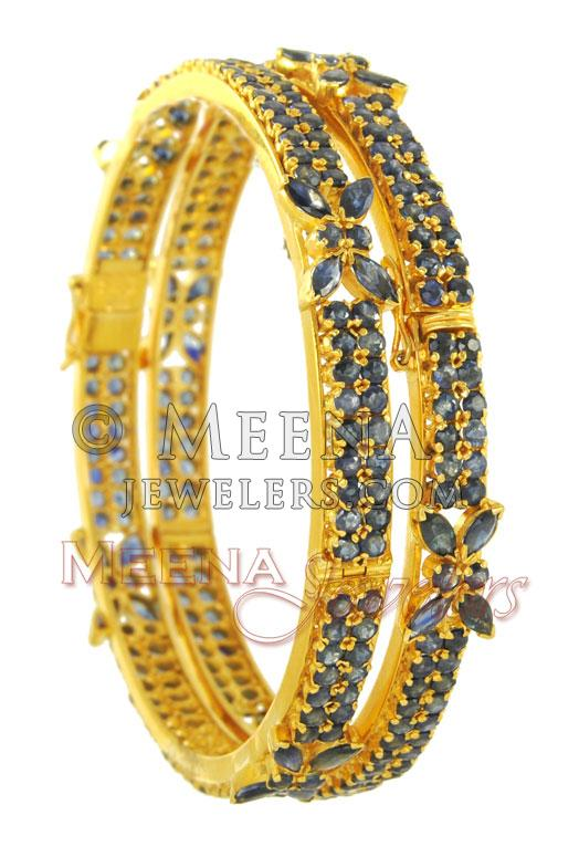 bracelets blue bracelet style charms jewelry bangle product sapphire luxury glass silver bangles austria new sterling diamond