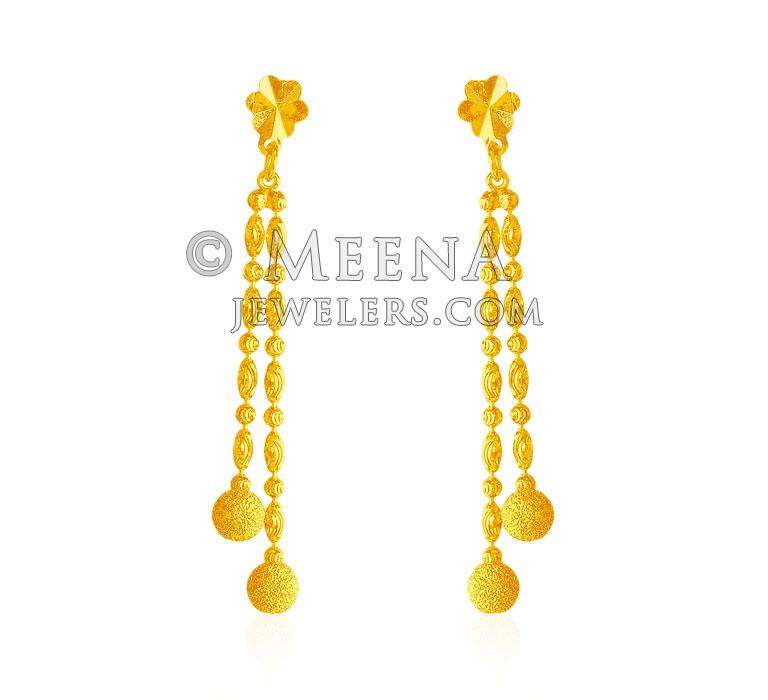 gold picture at of beautiful earrings buy