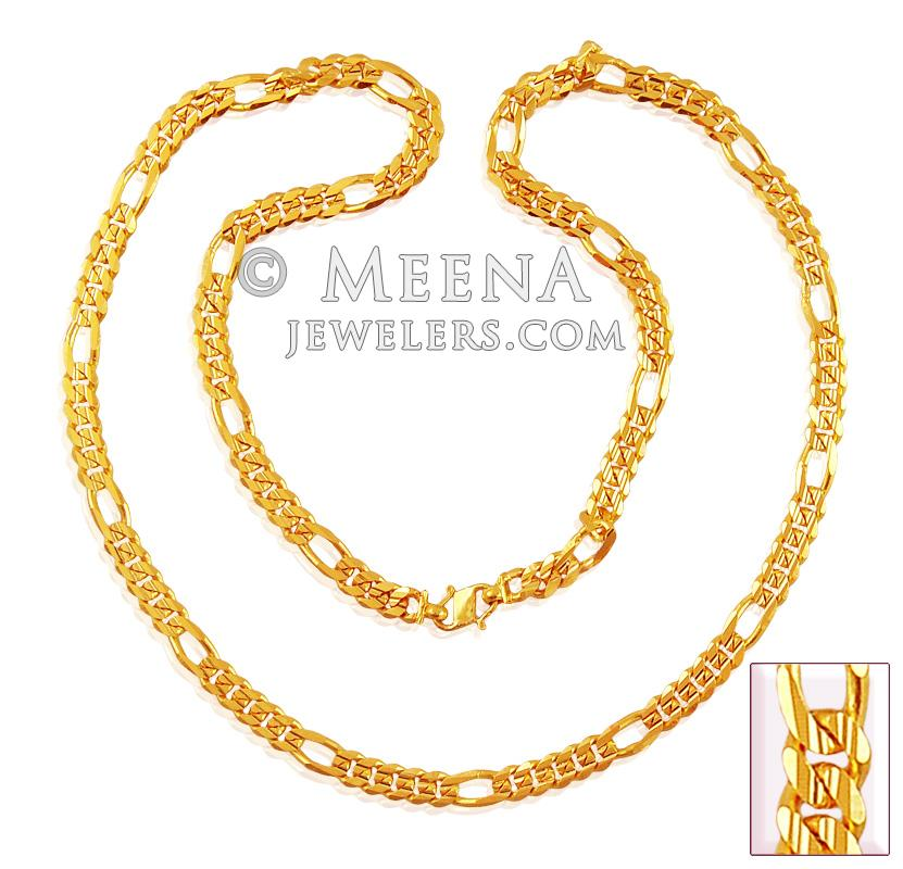 22k gold chain for men