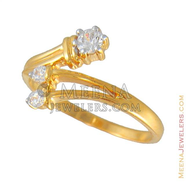gold fancy signity ring rilg4933 22kt gold fancy