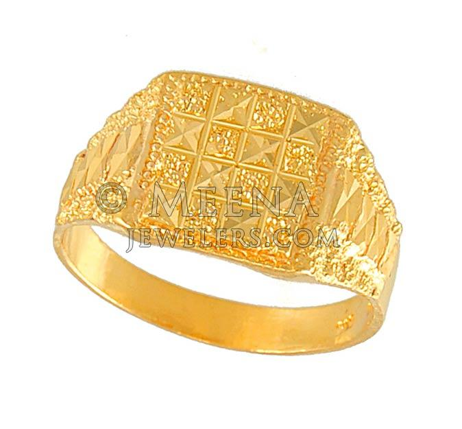 Best Gold Ring Design For Male