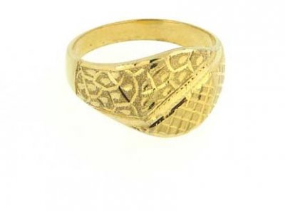 Exquisite Mens Ring  ( Mens Gold Ring )