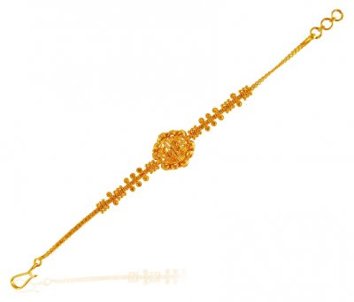 22kt Gold Bracelet ( Ladies Bracelets )