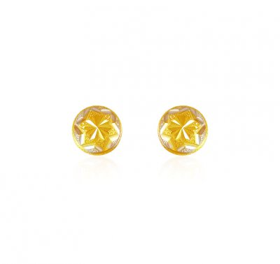 22k Gold two tone Tops ( 22 Kt Gold Tops )