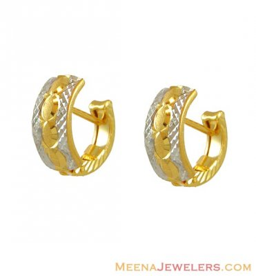 22k Clip On Earrings ( Clip On Earrings )