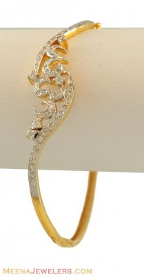 Diamond Bracelet (18K Gold) ( Diamond Bracelets )