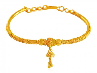 22k Gold Bracelet  ( Ladies Bracelets )