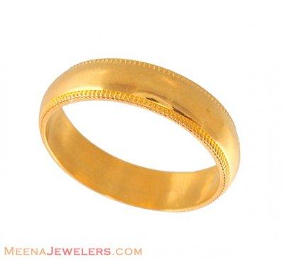 Gold Wedding Ring New York Weddings