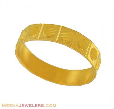 Yellow Gold Wedding Band ( Wedding Bands )