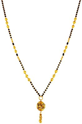 22k Gold Antique Mangalsutra  ( MangalSutras )