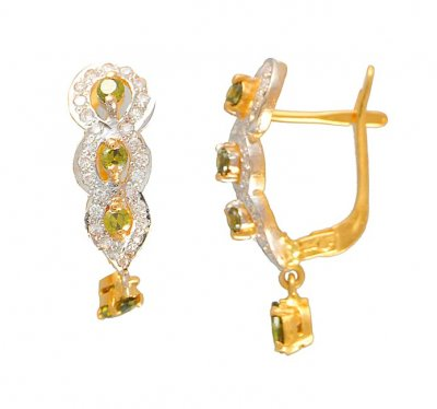 22Kt Gold Clip On Earrings ( Clip On Earrings )