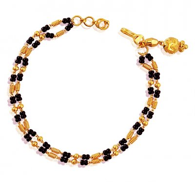 22KT Ladies Designer Bracelet ( Ladies Bracelets )