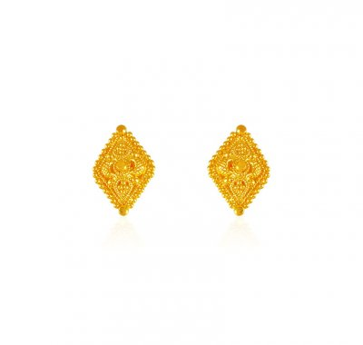 22Kt GOLD Filigree work Tops ( 22 Kt Gold Tops )