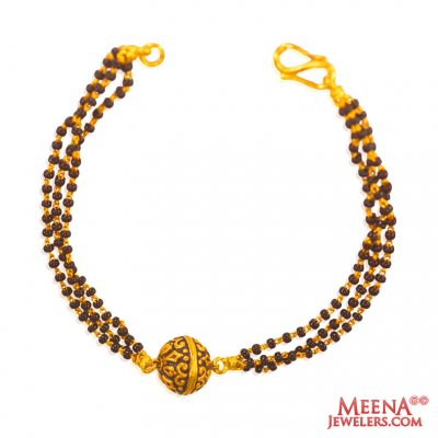 22 Kt Gold Antique Bracelet  ( Ladies Bracelets )