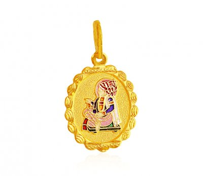 Swami Narayan Jee Pendant ( Ganesh, Laxmi and other God Pendants )