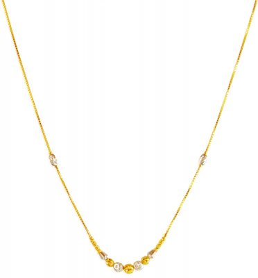 22kt Gold Fancy chain ( 22Kt Gold Fancy Chains )