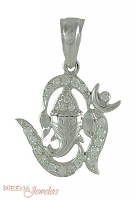 18Kt Ganesh Pendant ( Ganesh, Laxmi and other God Pendants )