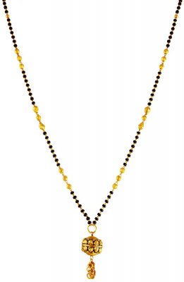 22Kt Gold Antique Mangalsutra ( MangalSutras )