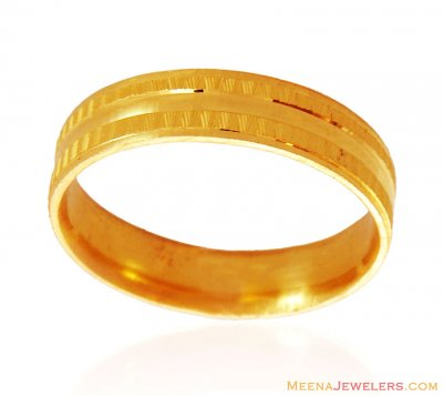 22K Gold Wedding Band ( Wedding Bands )
