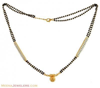Indian Gold Mangalsutra ( MangalSutras )