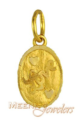 22K Gold Pendant ( Fancy Pendants )