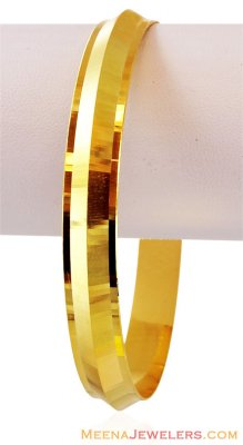 22k Gold Kada For Mens ( Mens Gold Kada )