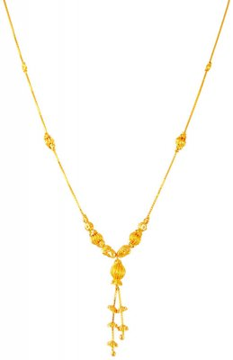 22kt Gold Dokia Chain ( 22Kt Gold Fancy Chains )