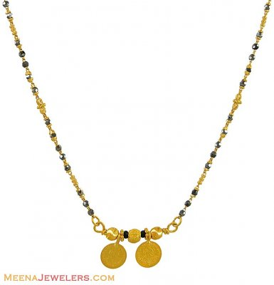 South Indian Mangalsutra (Pendant Only) ( MangalSutras )