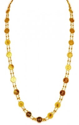 22Kt Gold Ginni Chain ( 22Kt Gold Fancy Chains )