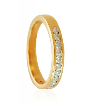 Channel Setting 18K Diamond Band ( Diamond Rings )